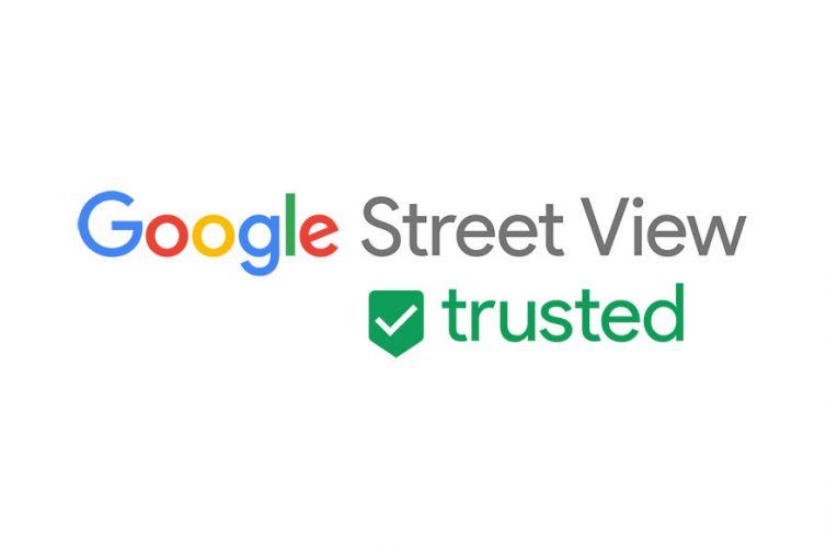 Google Street View zertifizierter Fotograf